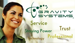 Gravity Systems Life-cycle Computer Support is customized to meet each client's needs.