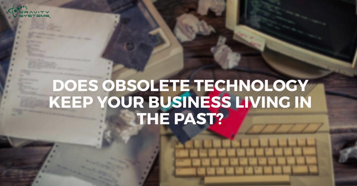 obsolete technology