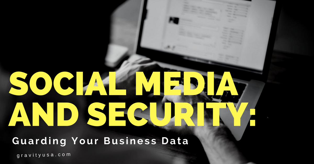 Social Media and Security